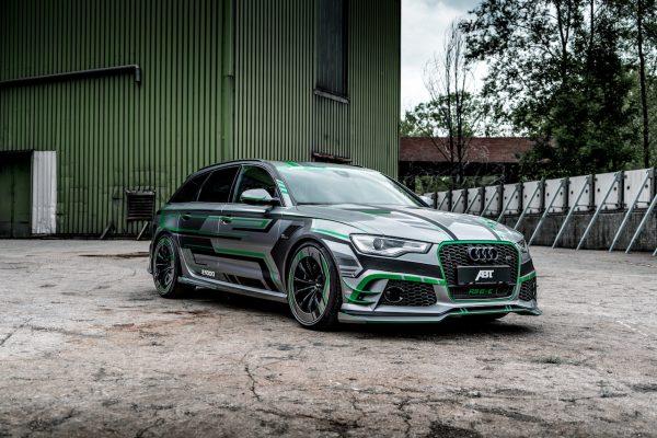 ABT Audi RS6-E Front