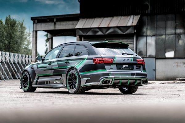 ABT Audi RS6-E Heck