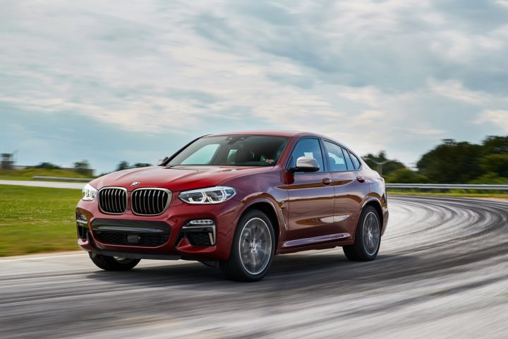 BMW X4 in zweiter Generation