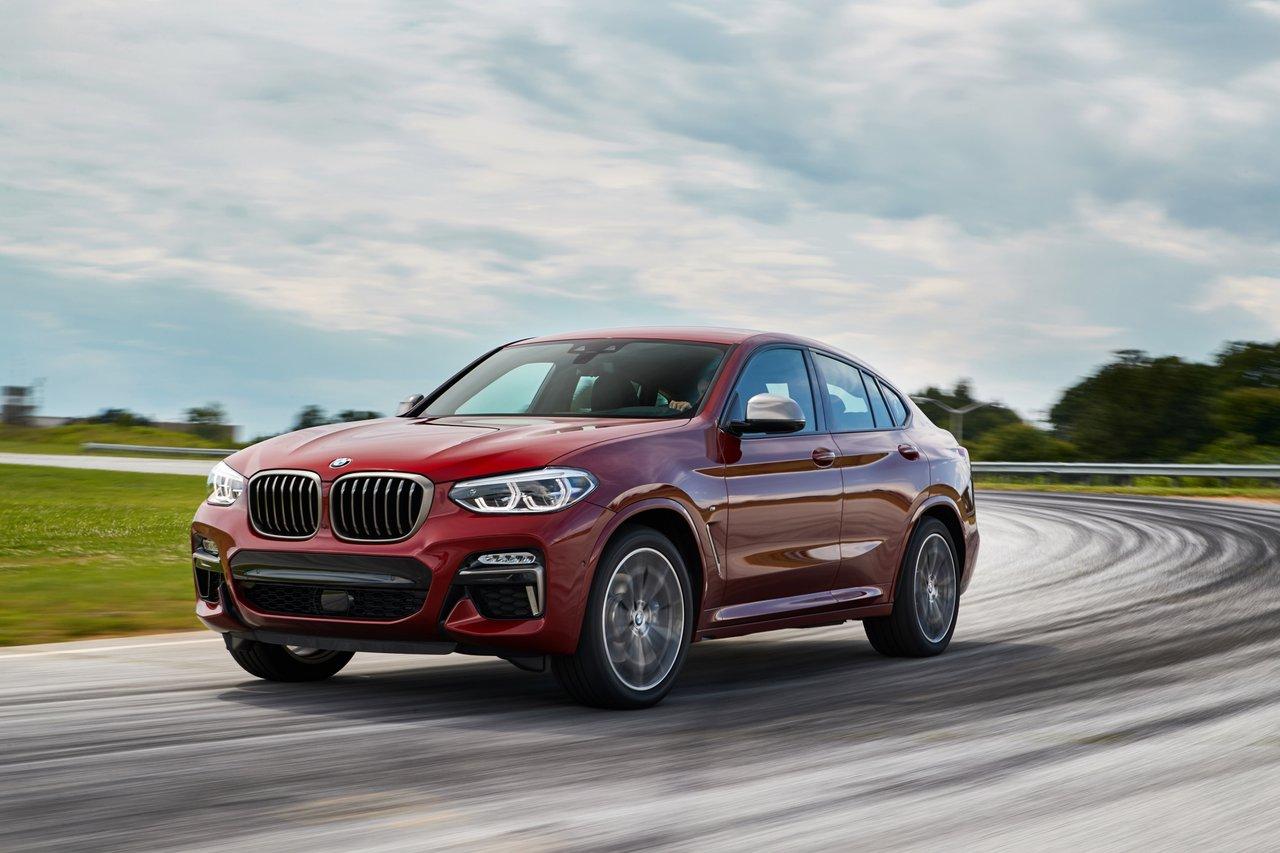 BMW X4 in zweiter Generation