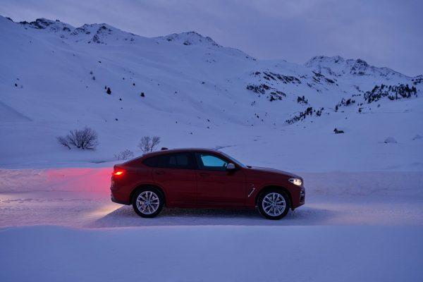 BMW X4: Auf dem Weg zur Weltpremiere