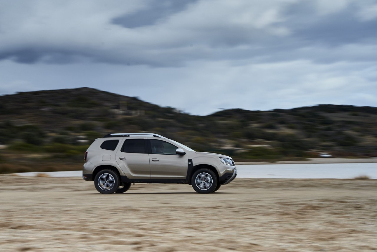 Dacia Duster - Mehr Leistung dank neuer Motorisierung