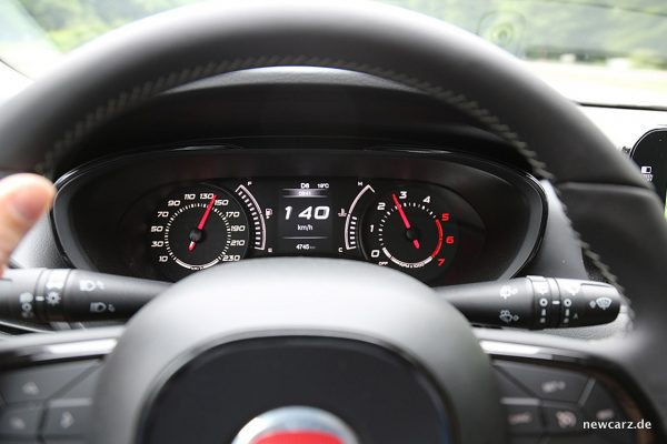 Fiat Tipo MJ2018 Cockpit