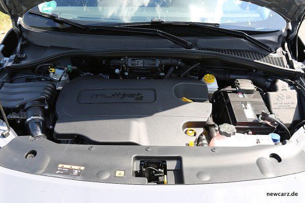 Fiat Tipo MJ2018 Motorraum