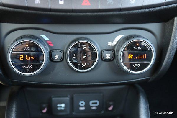 Fiat Tipo MJ2018 Klimaautomatik