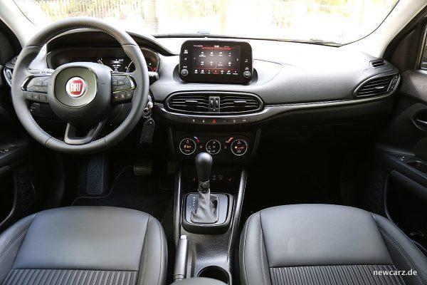 Fiat Tipo MJ2018 Armaturenbereich