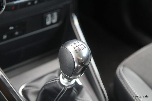 Ford EcoSport Getriebeknauf