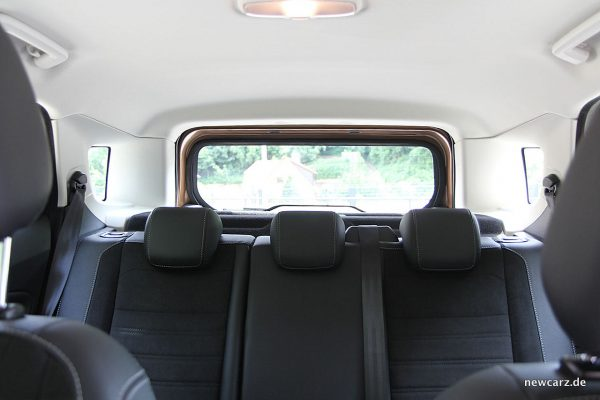 Ford EcoSport Rundumsicht