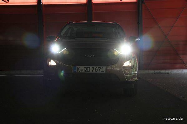 Ford EcoSport Xenon