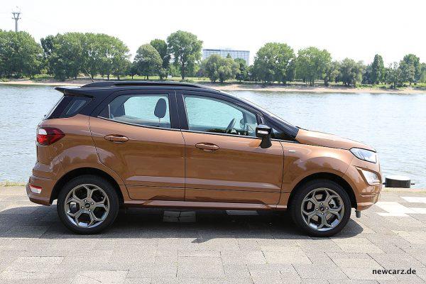 Ford EcoSport Seite