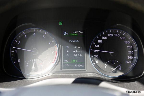 Hyundai Kona Verbrauch
