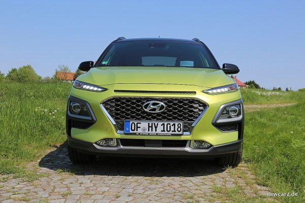 Hyundai Kona Front