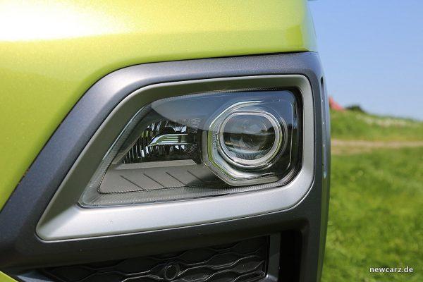 Hyundai Kona LED-Licht