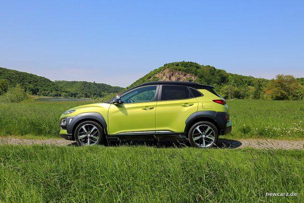 Hyundai Kona Seite