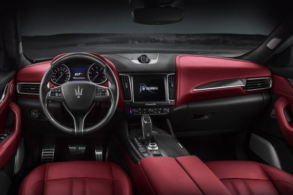 Maserati Levante GTS Interieur