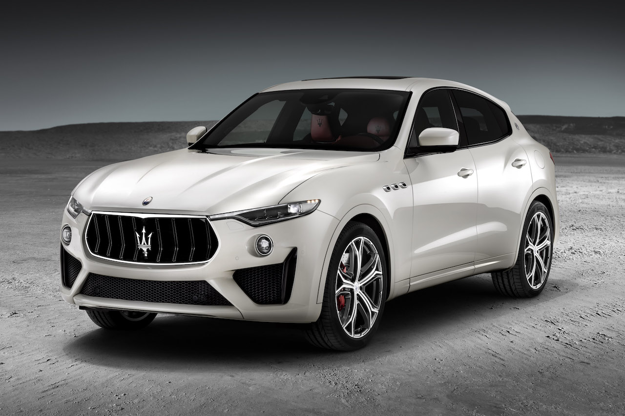 Maserati Levante GTS Front