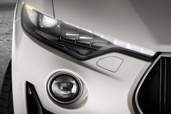 Maserati Levante GTS LED-Licht