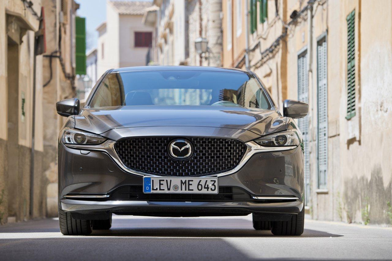 Das Facelift des Mazda6 vereint Eleganz und Komfort