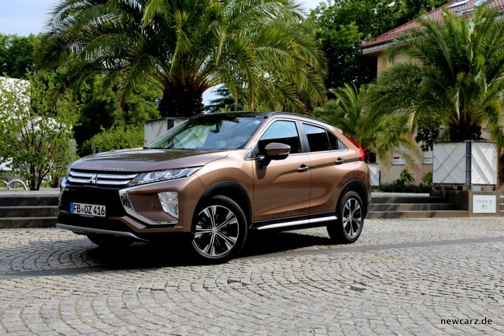 Mitsubishi Eclipse Cross Front