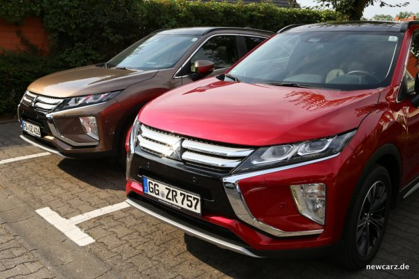 Misubishi Eclipse Cross Farbe