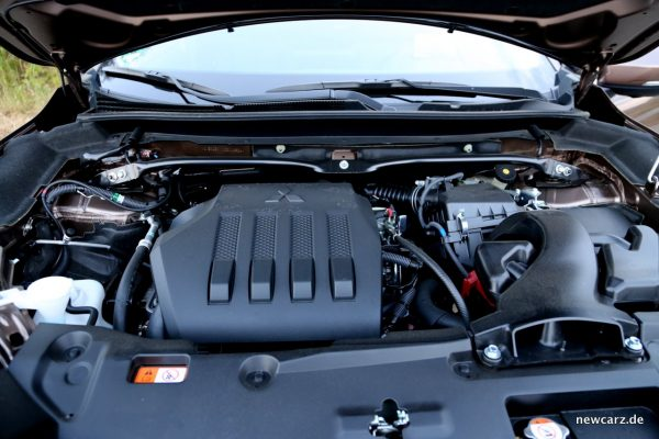 Mitsubishi Eclipse Cross Motor