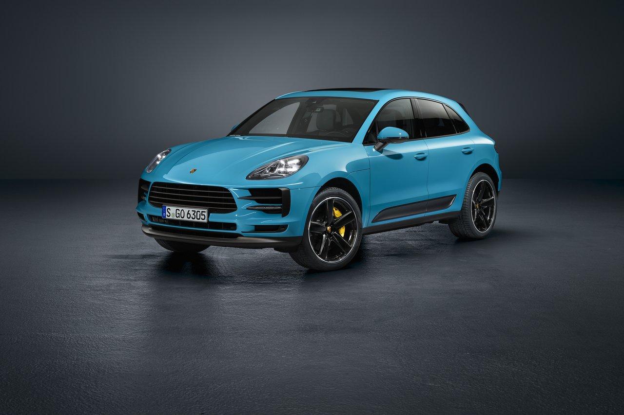 Der neue Porsche Macan - Weltpremiere in Shanghai