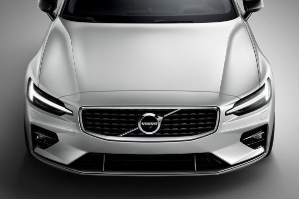 Das neue Gesicht des Volvo V60 R-Design