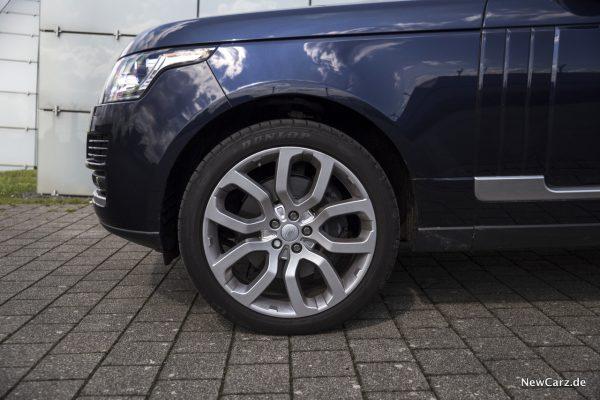 Range Rover SDV8 22 Zoll Felgen