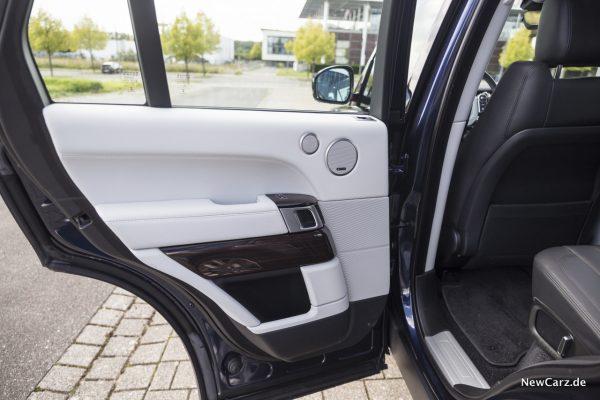 Range Rover SDV8 hintere Tür