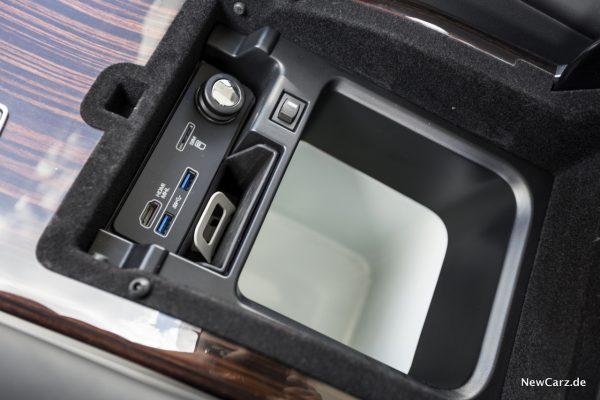 Range Rover SDV8 Kühlbox
