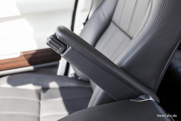Range Rover SDV8 Armlehne