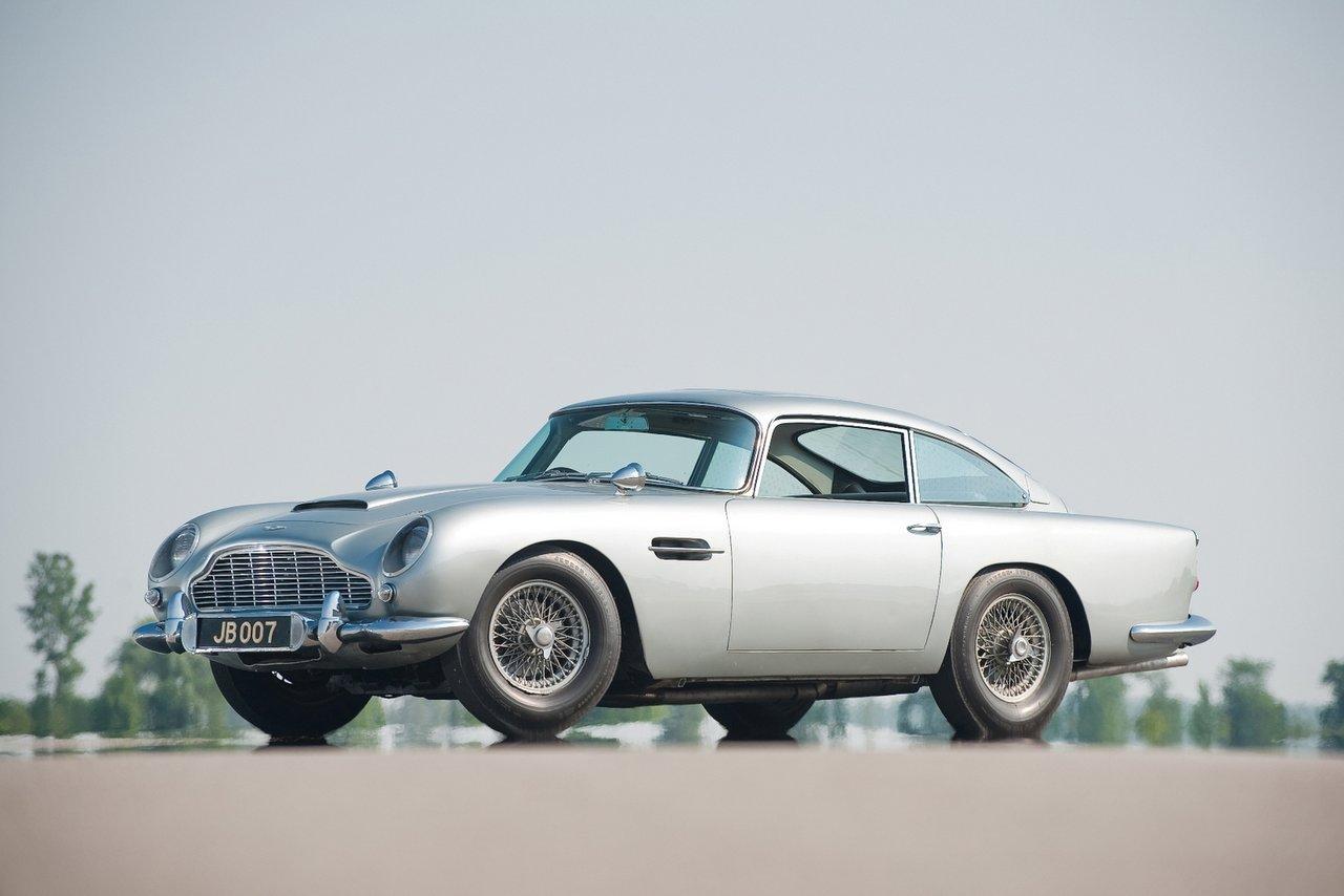 Der Aston Martin DB5
