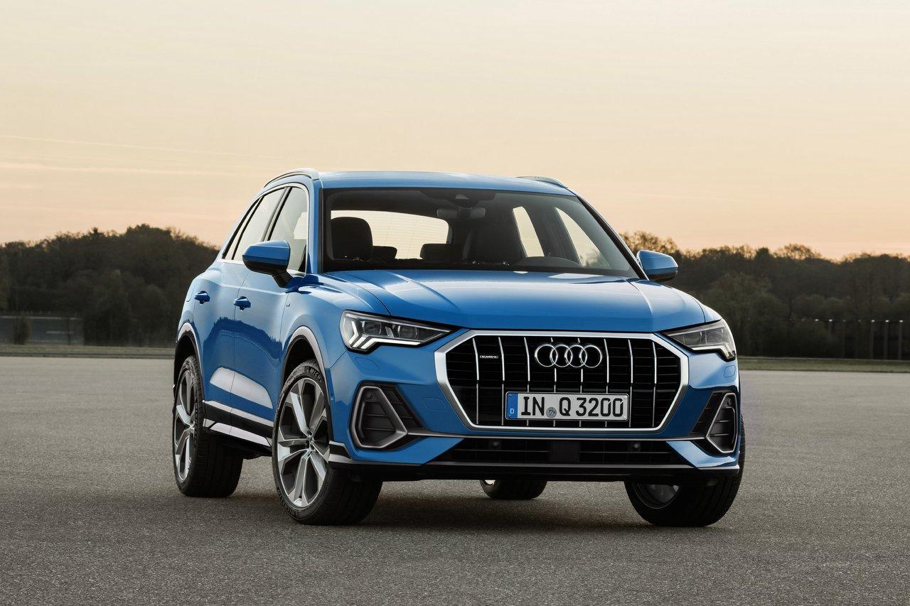 Audi Q3 - Das sportliche Familien-SUV