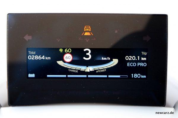 BMW i3S Cockpit