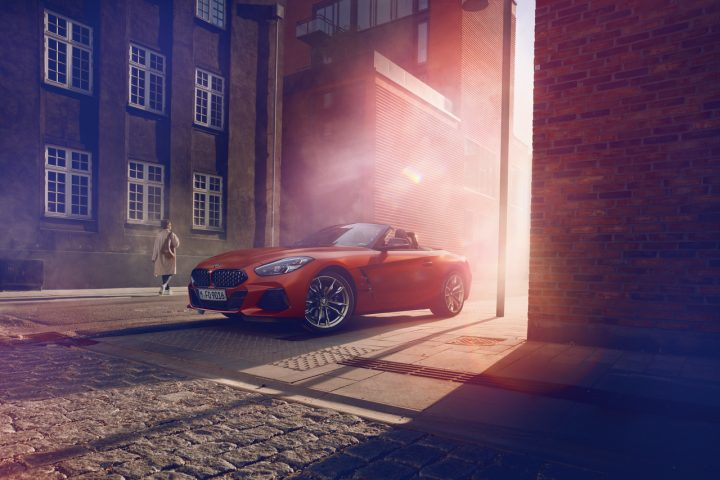 Roadster Reloaded - Der BMW Z4 M40i