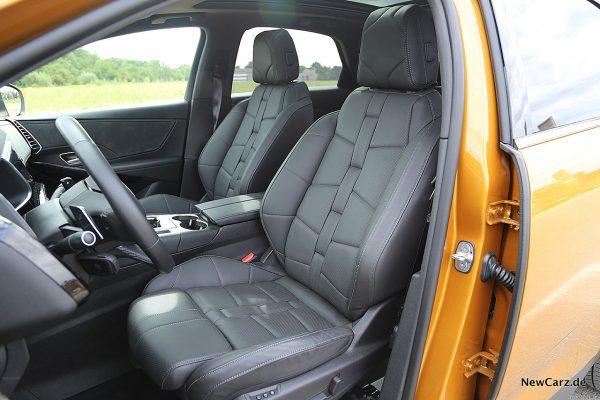 DS7 Crossback Sitze