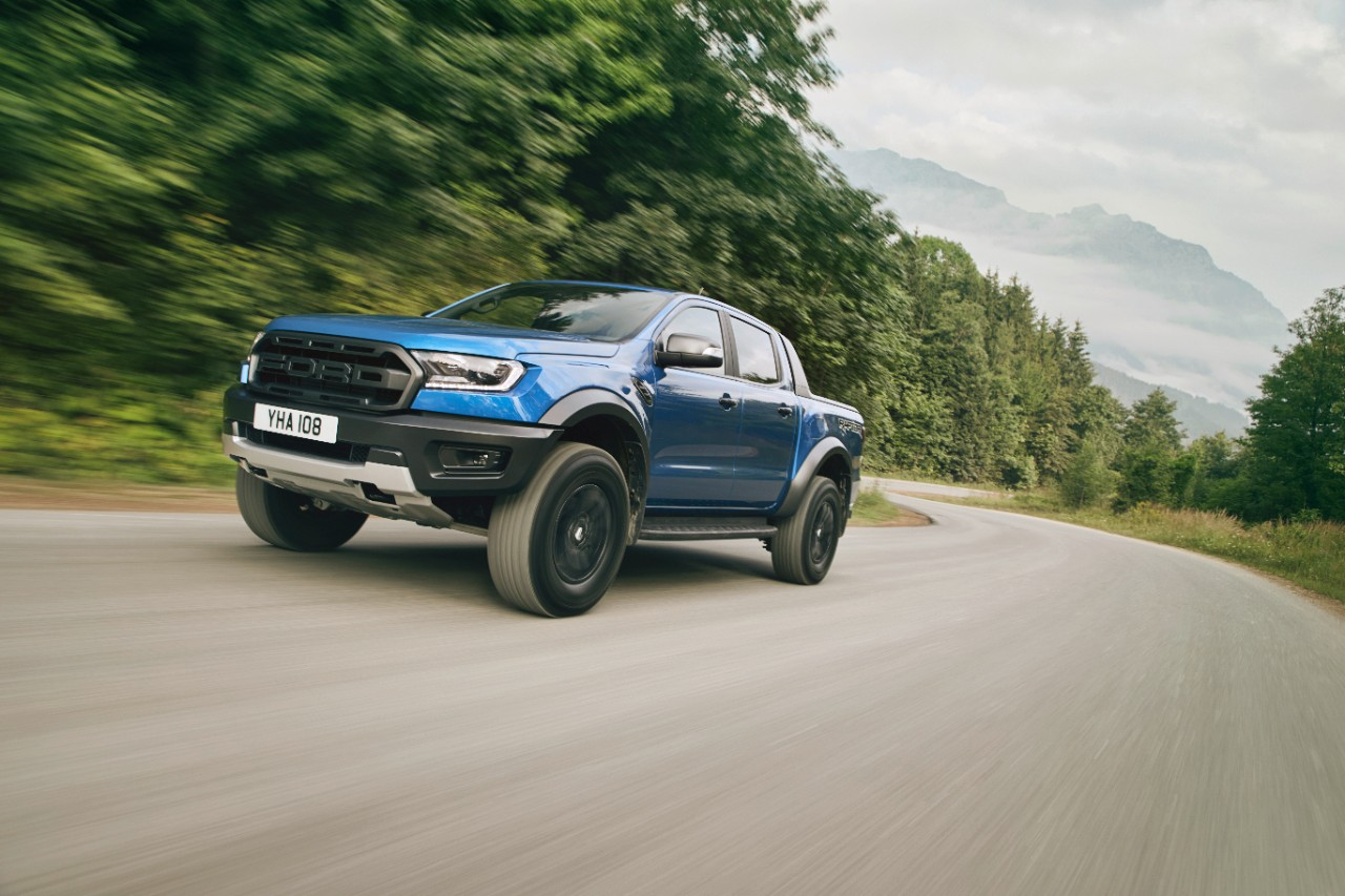 Ford Ranger Raptor - Der Performance-Pick-up