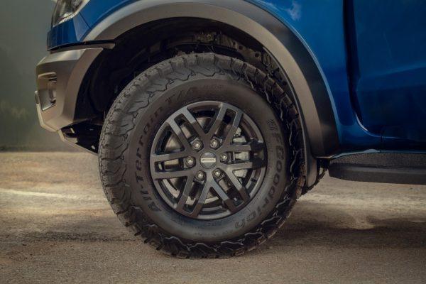 Felgen des Ford Ranger Raptor