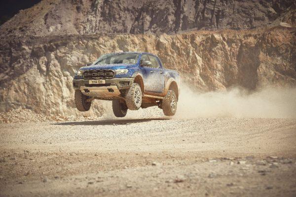 Ford Ranger Raptor - Baja-Modus