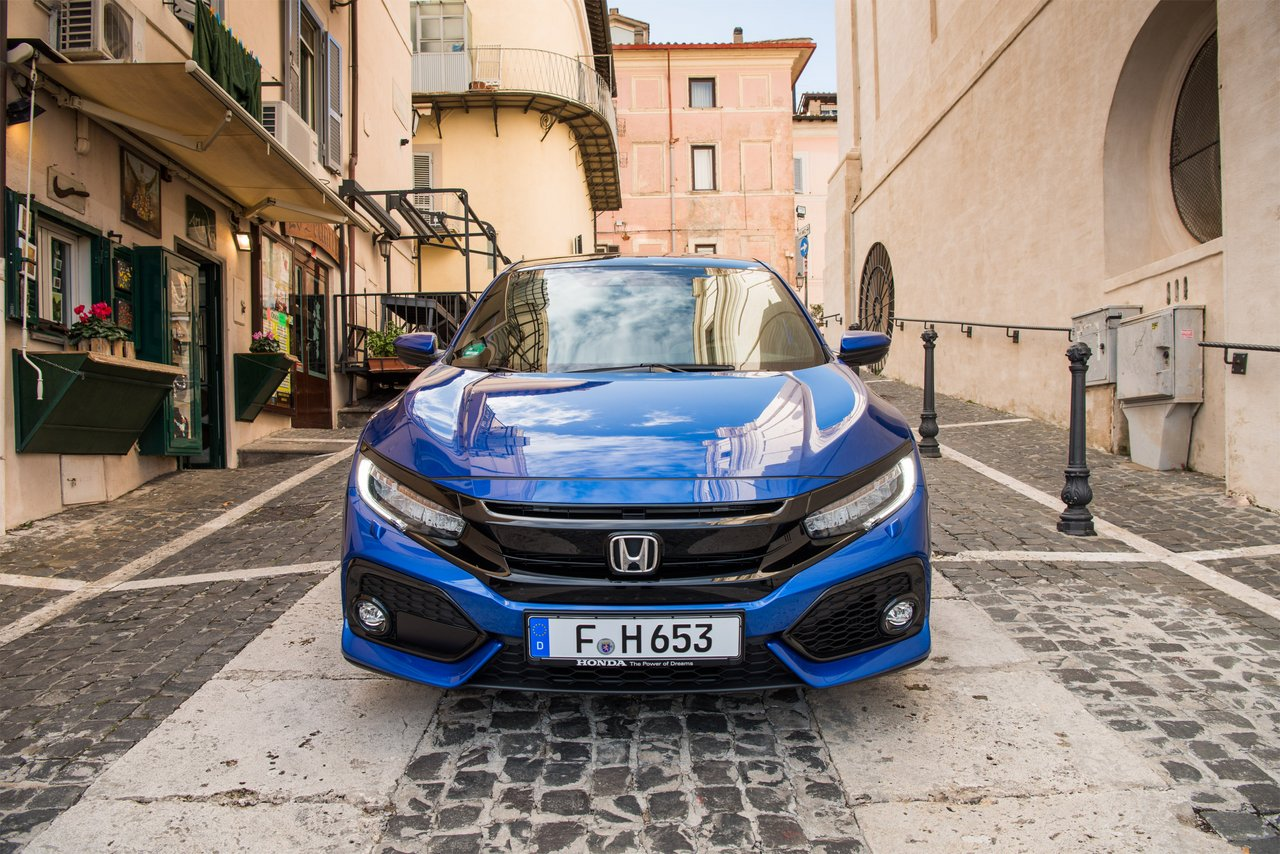 Der neue Honda Civic 1.6 i-DTEC