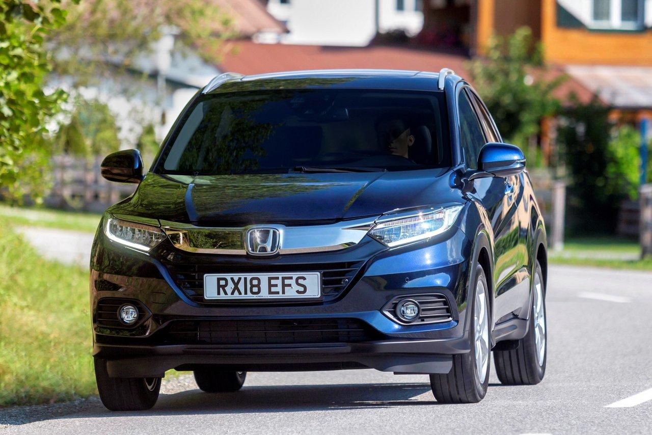 Facelift für den Honda HR-V