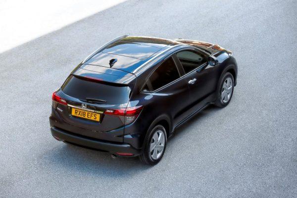 Volle Fahrt voraus - Der neue Honda HR-V