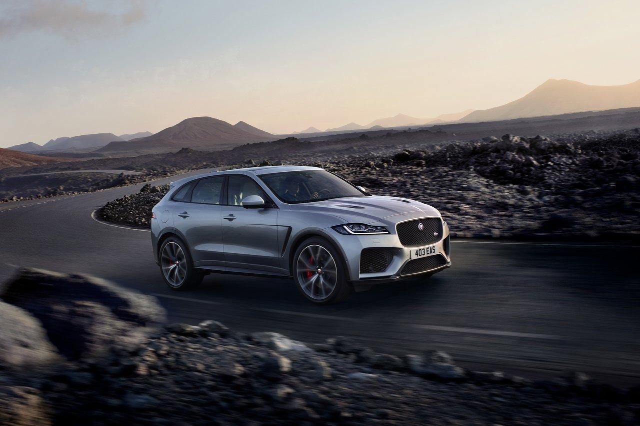 Jaguar F-Pace SVR - Das Performance-SUV