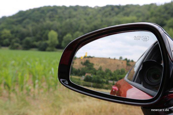 Kia Stinger GT Außenspiegel