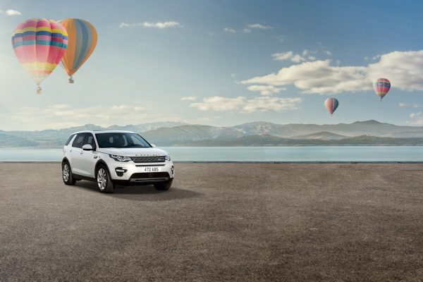 Der Land Rover Discovery SkyView
