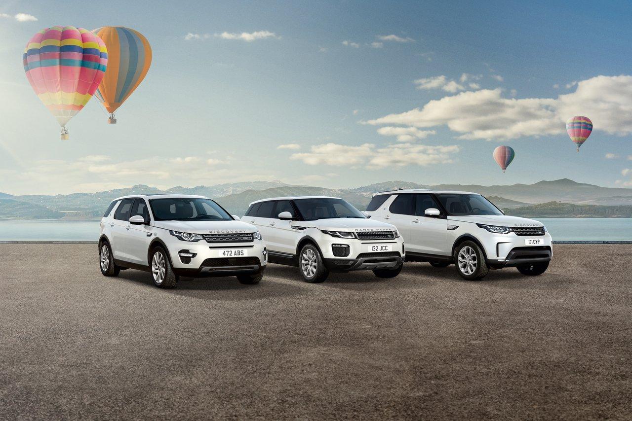 Himmlisches Trio - Die Land Rover SkyView Modelle