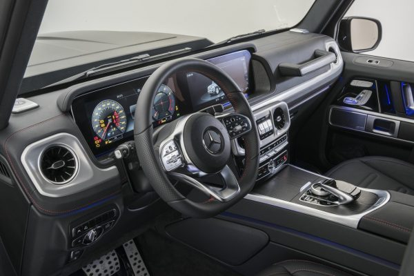Innenraum des Mercedes-Benz G500