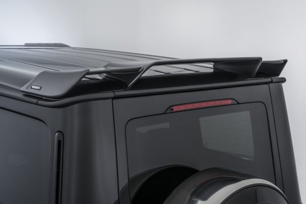 Dachkantenspoiler am Mercedes-Benz G500