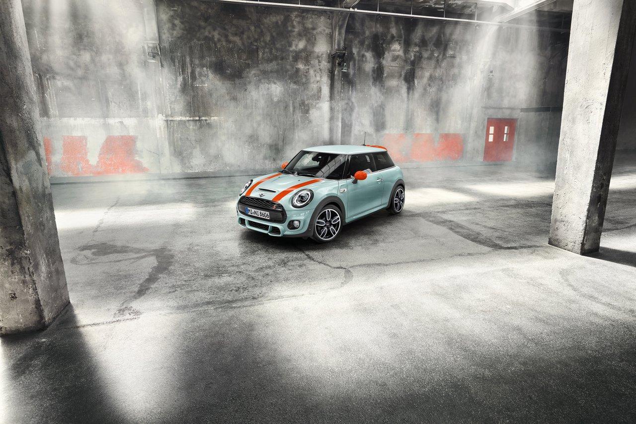 Limitiertes Sondermodell - Der Mini Cooper S Delaney