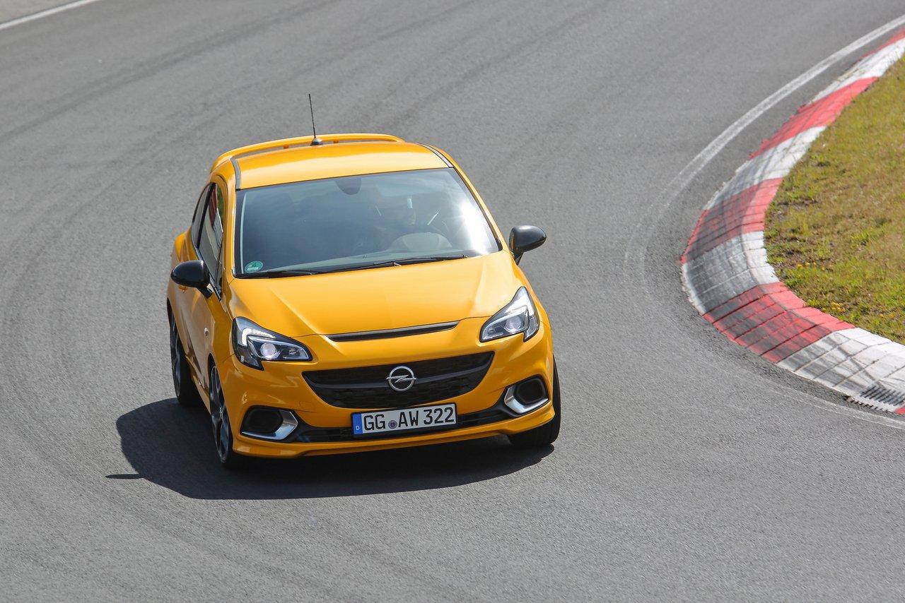 Verkaufsstart für das Powerpaket - Der Opel Corsa GSi